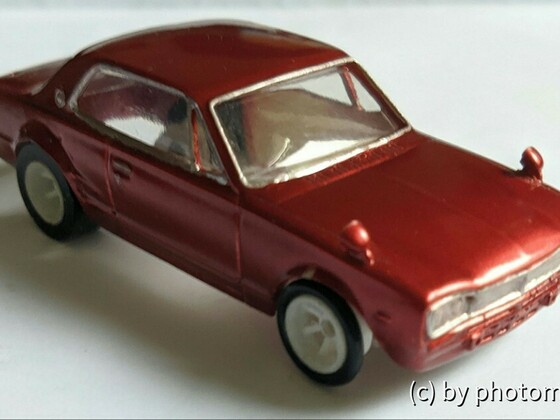 Skyline GT-R ca 1970