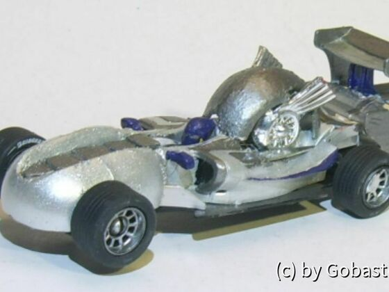 Fantasie-Turbowankelauto