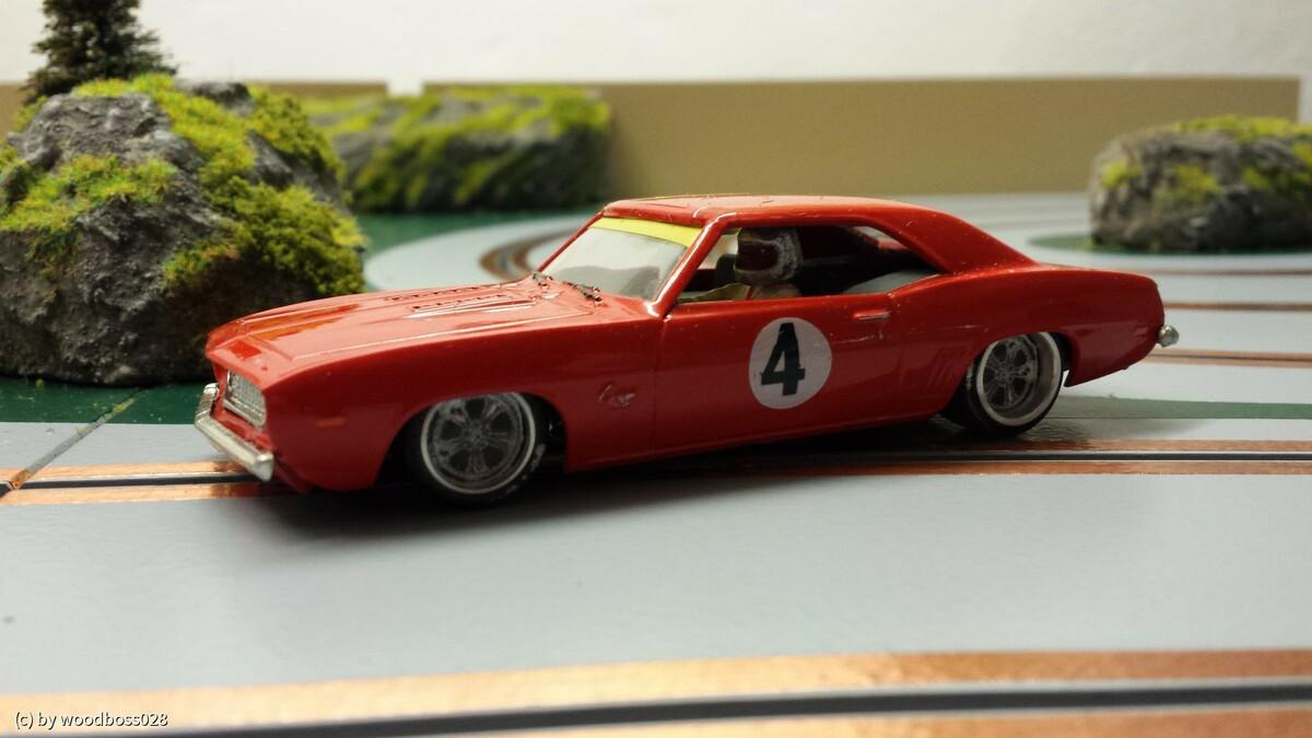 69er Camaro ist fertig